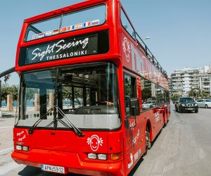 thessaloniki-sightseeing-bus-leukos-purgos-2